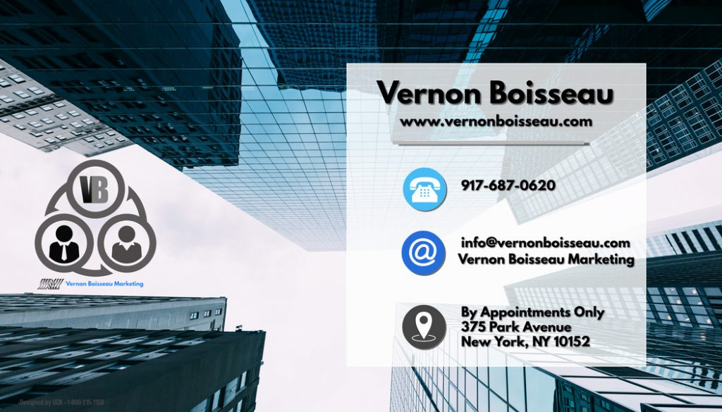 Business card VBM